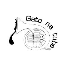 Gato na Tuba - Branco